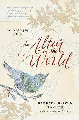 An Altar in the World cover